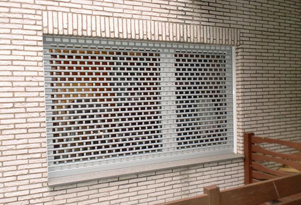 Keroll Kerger Galerie Rollgitter AS-55
