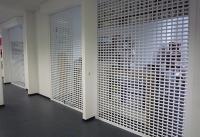 Keroll Kerger Galerie Rollgitter pulverbeschichtet