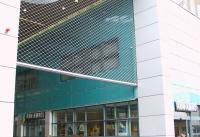 Keroll Kerger Galerie Rollgitter Wabe 11 m hoch