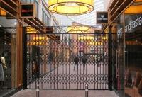 Keroll Kerger Galerie Scherengitter Passage