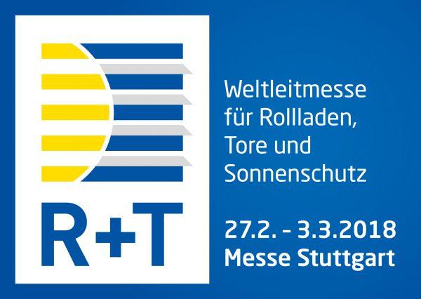 Logo Messe R+T