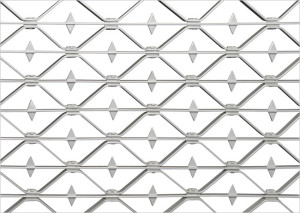Keroll Kerger - folding grilles in honeycomb_06