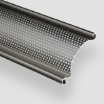 Profile 162 perforated sheet