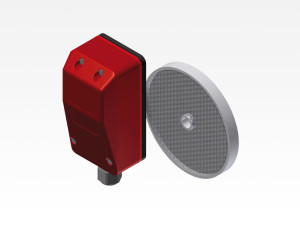 reflective photoelectric switch
