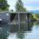 Rollgitter für Bootshaus